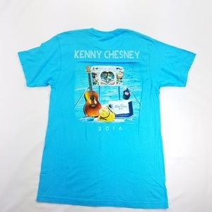 Kenny Chesney Spread The Love 2016 Tour Shirt
